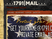 1791 Mail
