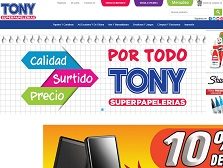Tony Super Papelerias