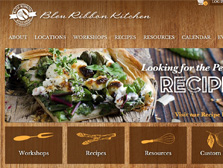 Bleu Ribbon Kitchen