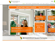 Bugshield Insect Screens