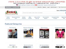 Central Vacuum Stores