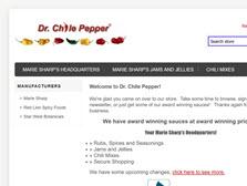 Dr Chile Pepper