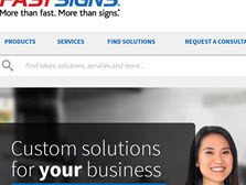 FASTSIGNS International. Inc