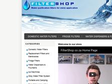 Filtershop
