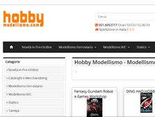 Hobbymodellismo