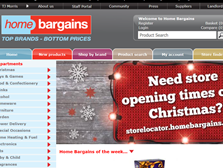 Home bargains Co