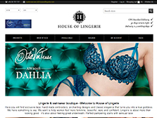 House of lingerie