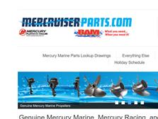 Mer Cruiser parts