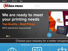 The Mines Press Inc