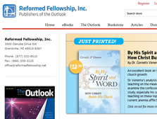 Reformed Fellowship