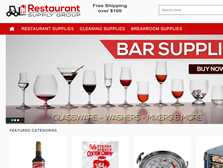 Restaurant supply group