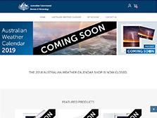 Australian Government. Bereau of Meteorology