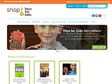 Keys for kids Ministries Online Store