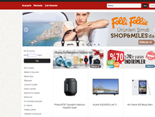 Turkish airlines (shops and miles)