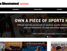 Sports Illustrated covers
