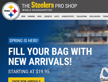 Steelers Shop