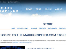Mark Knopfler Official