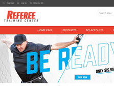 Referee Enterprises Inc