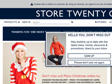 Store Twentyone