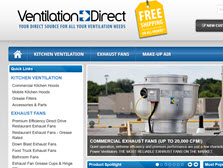 Ventilation Direct  Inc.