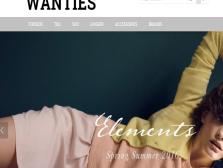 Wanties