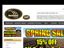 Worthington Tractor Parts Inc