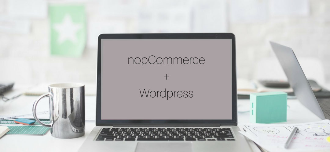 nopCommerce - Wordpress integration