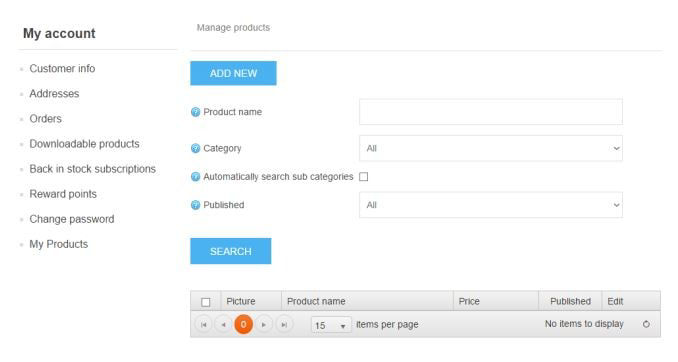 Picture of Marketplace4you (nop4you.com)