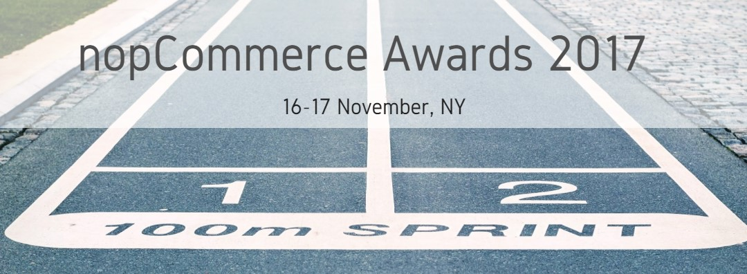 nopCommerce Awards 2017
