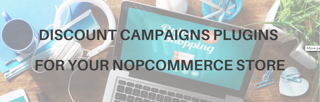 Plugins on discount campaigns in nopCommerce