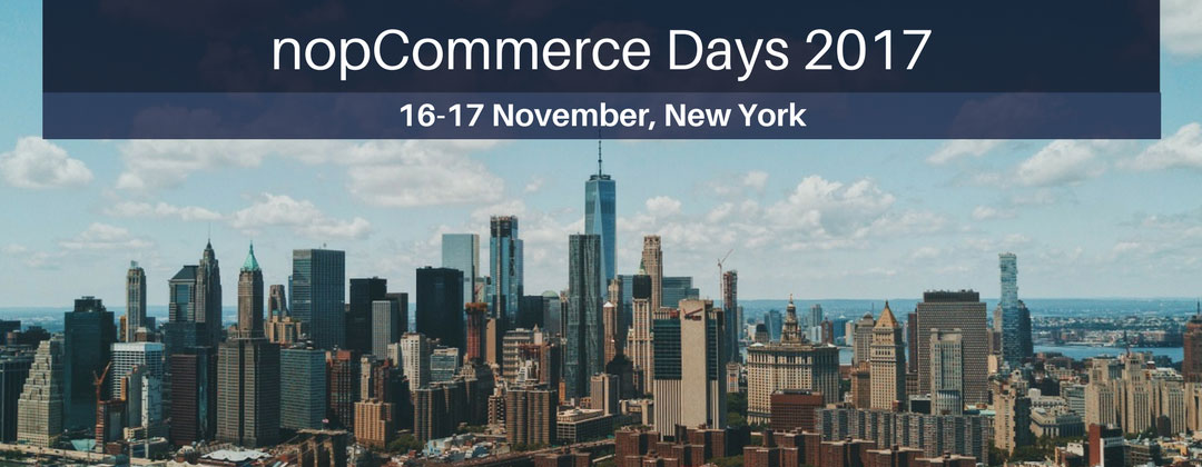 nopCommerce Days 2017