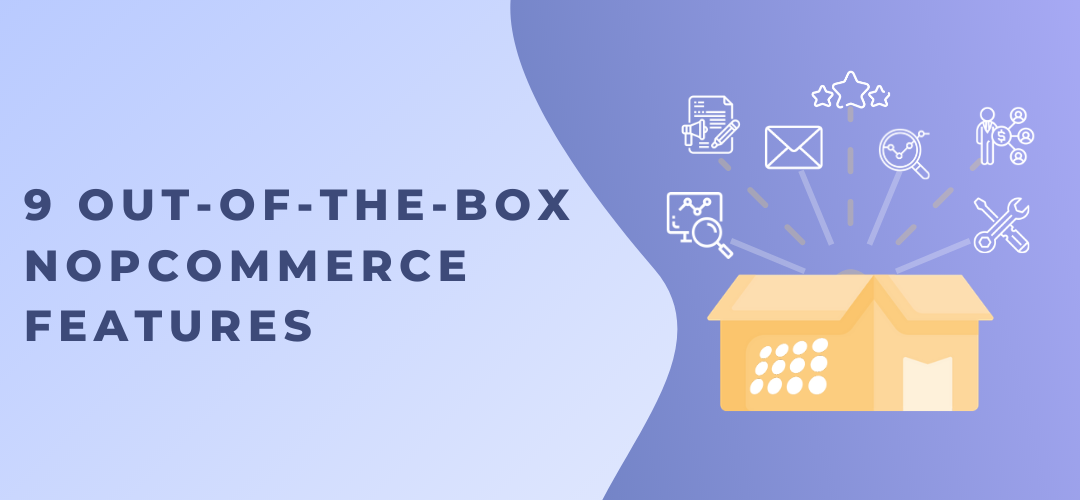 9 out-of-the-box nopCommerce features you should use to market your online store