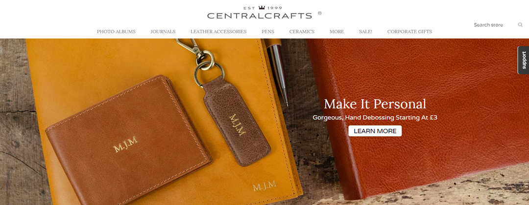 Centralcrafts: becoming highly popular with a brand-new site