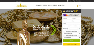 GoldFellow: 100 new customers monthly with a new eCommerce solution