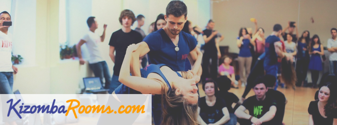 Kizomba Rooms: uniting a global community of dancing fans