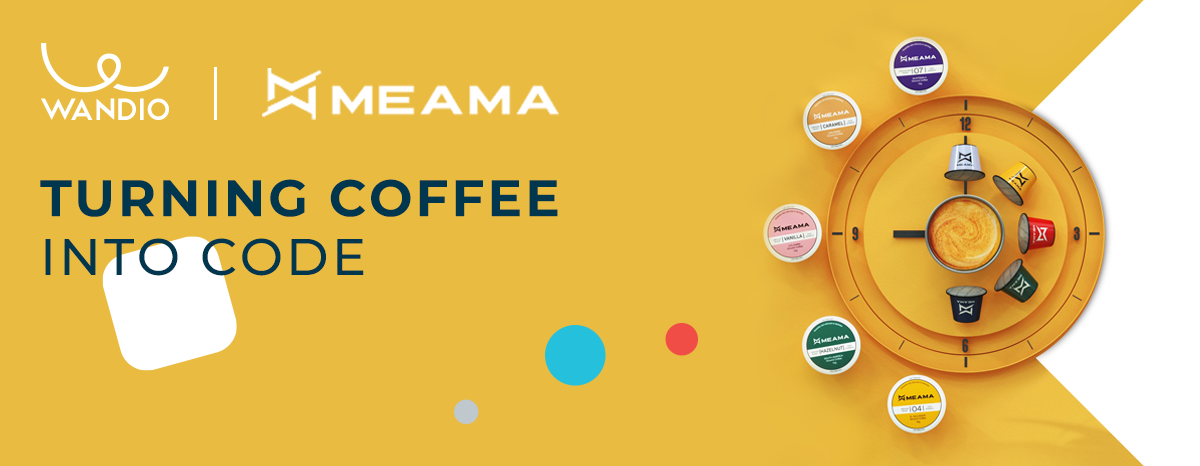 Meama Coffee: turning coffee into code