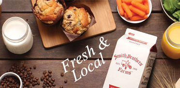 Smith Brothers Farms: handling 10,000 daily orders efficiently