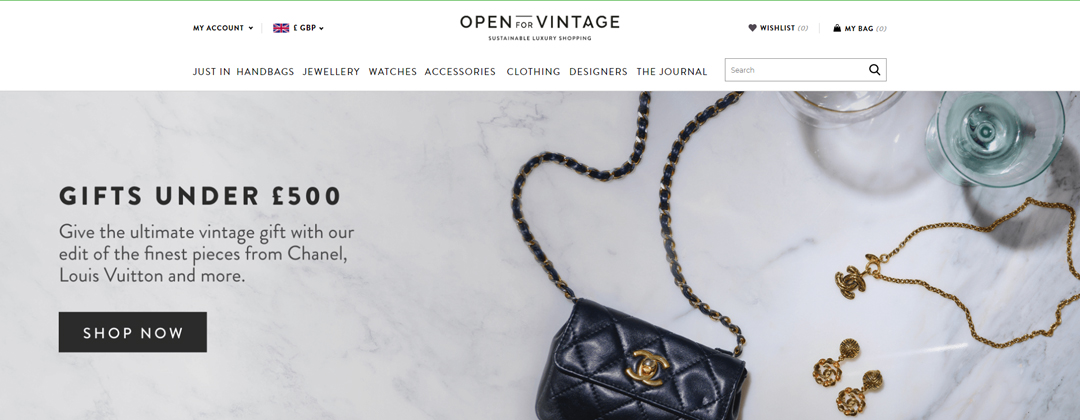 Open for Vintage: from 2 to 65 boutiques globally in just one year