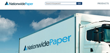 Nation Wide: An B2B eCommerce Store to Sell 1000s of bespoke paper and hygiene products to organisations
