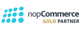 An example of Gold partner logo