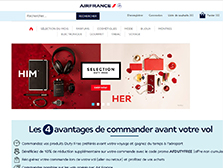 Air France Dutyfree