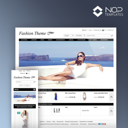 Picture of Nop Fashion Theme + 10 Plugins (Nop-Templates.com)