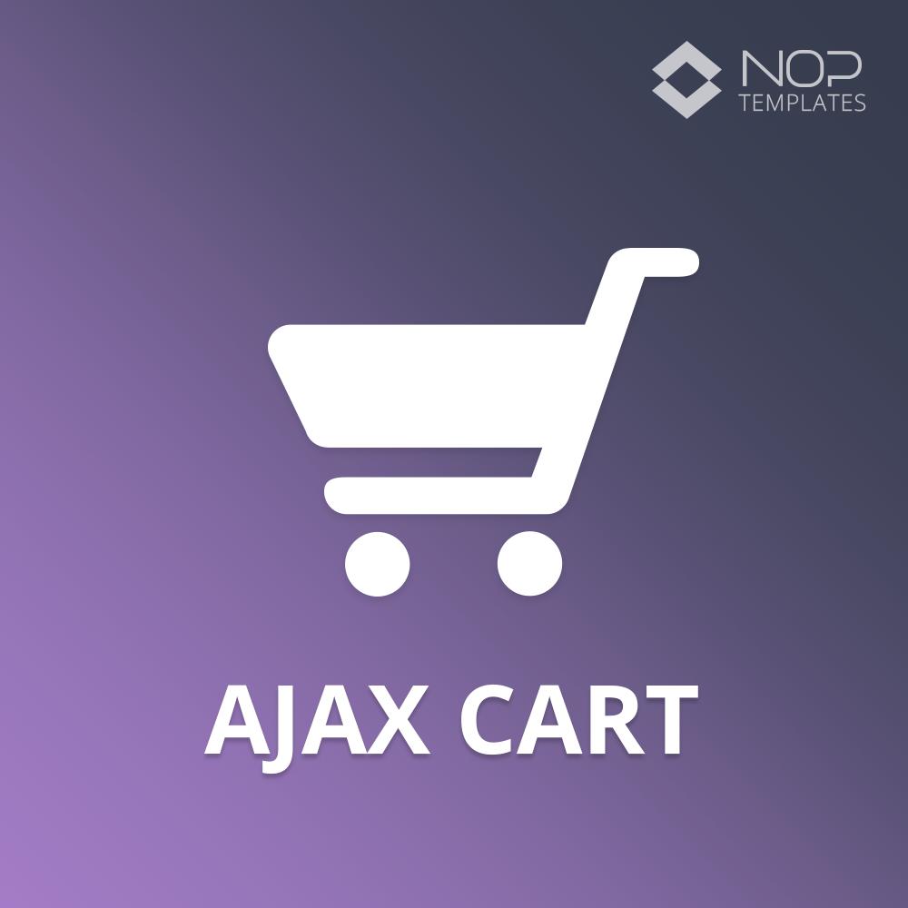 Picture of Nop Ajax Cart (Nop-Templates.com)