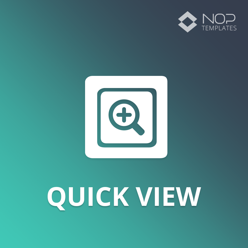 Picture of Nop Quick View (Nop-Templates.com)