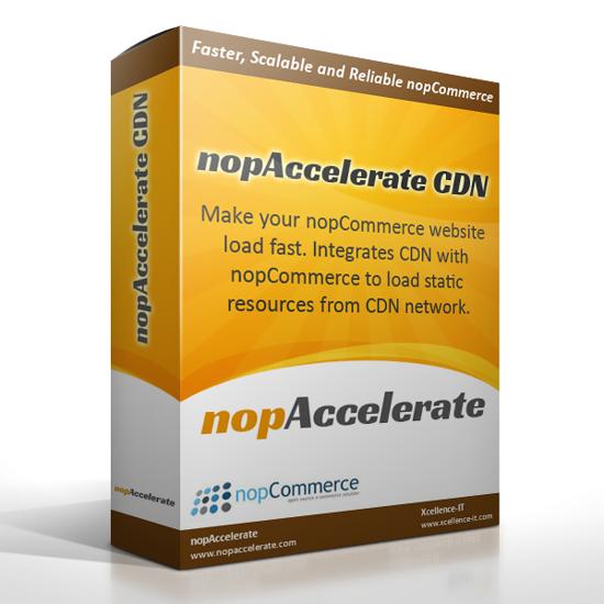 Picture of nopAccelerate CDN Plugin