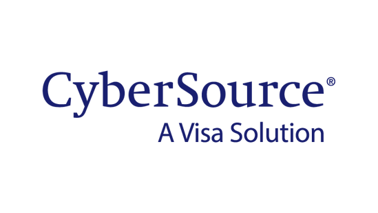 Picture of CyberSource payment module, hosted solution
