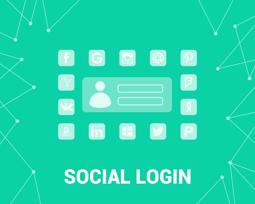 Picture of Social login via Facebook, Twitter, Google, LinkedIn, Microsoft (Live), etc (16 networks) (foxnetsoft.com)