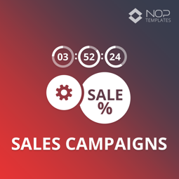Picture of Nop Sales Campaigns (Nop-Templates.com)
