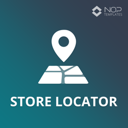 Picture of Nop Store Locator (Nop-Templates.com)