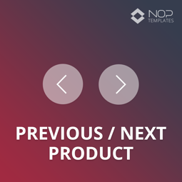 Picture of Nop Previous&Next Product (Nop-Templates.com)